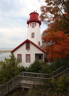 Kincardine Lighthouse