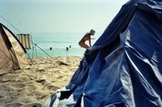 """""""After the Romanian Revolution of the small fishing village of Vama Veche – the last Romanian beach at the border with Bulgaria – transformed into a """"free zone"""" for an entire rebel generation. A new community was rapidly formed… Romanian Revolution, New Community, Fishing Villages, Seasons, Beach, Summer, Photography, Summer Time, Photograph"""