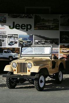 CJ5 Cj Jeep, Jeep Cj7, Jeep Truck, Jeep Wrangler, Cool Jeeps, Cool Trucks, Trailers, Jeep Brand, Volkswagen