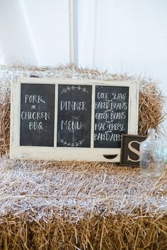 A Whimsical Barn Wedding With Tons Of Cute Ideas!