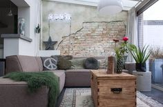 House Tour: A Dutch Decor Store Owner's Rustic Home | Apartment Therapy