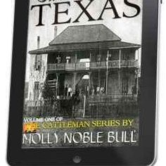 Molly Noble Bull discusses here new nove Cinderella Texas