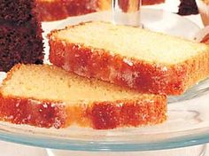 Rosemary Conley's lemon drizzle cake recipe - goodtoknow