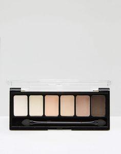 Mega fede NYX The Natural Shadow Palette - Naturel NYX Make-Up til Damer i luksus kvalitet