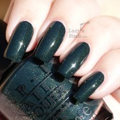 Opi Skyfall Collection, Live and Let Die
