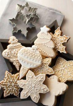 Décoration de biscuits