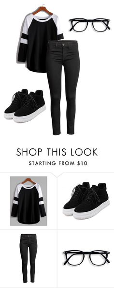 """""""Harry potter love"""" by amelicaa25 ❤ liked on Polyvore featuring WithChic"""