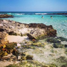 Why settle for an ordinary day?...Riviera Maya, Caleta Tankah