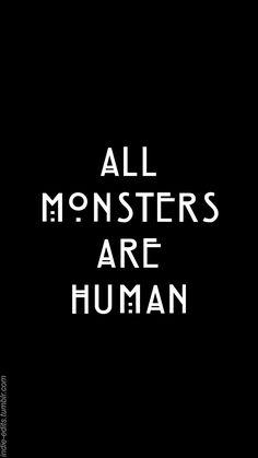 FONDOS / LOCKSCREENS — AMERICAN HORROR STORY // American Horror Story Coven, Ahs, Dark Wallpaper, Wallpaper Quotes, Movies And Series, Evan Peters, Sarcastic Quotes, Satan, Cute Wallpapers
