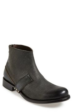 Marco Delli 'Iggy' Zip Boot (Men) available at #Nordstrom