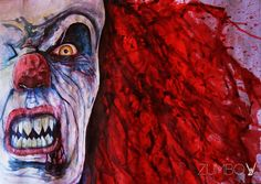 #pennywise #it #payaso #clown