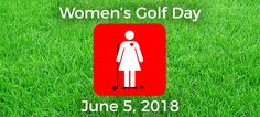 Get ready for Women's Golf Day!