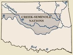 Doug Dawgz Blog: Maps and History of Oklahoma County 1830-1900.1 Native American Art, American Indians, American History, Five Civilized Tribes, Oklahoma, Maps, Blog, Cherokee, Culture