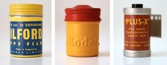 These film canisters are reallllly terrific. #want