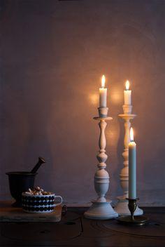 Kynttilät. Candles.