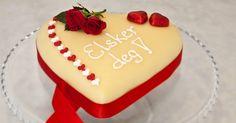Valentine kake