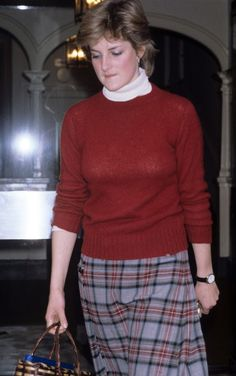 a young Diana when she known simply as lady Diana she was 19  in this picture