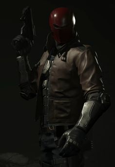Red Hood for Injustice 2 officially revealed!
