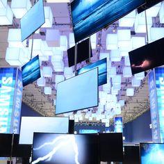 Samsung IFA 2012 designed by MDLab
