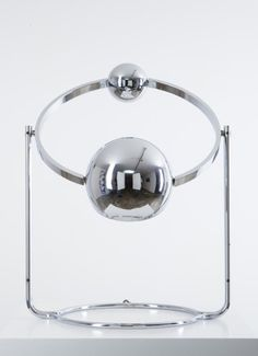 A rotating lamp by Michel Soulier , 1970