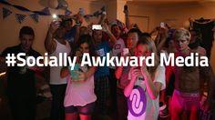 #Socially Awkward Media - Short Film