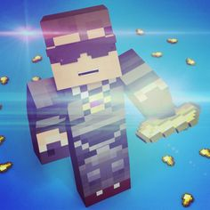 It's Sky (By the way I've seen him on a random server which is now for some reason OUTDATED!!!