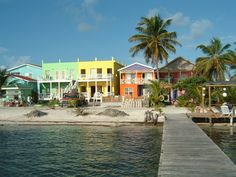Caye Caulker, Belize. Most relaxing place I've been <3