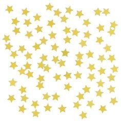 Confetti ster goud