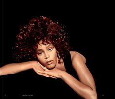 Black Celebrities, Celebs, Whitney Houston Pictures, Women In Music, Gone Girl, African American Women, Pop Rocks, American Singers, Beautiful Black Women
