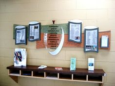 YMCA Donor Walls, Partners In Recognition, Inc.