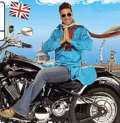 Sequel to Namastey London is titled Namastey England and is set to release in mid 2016.
