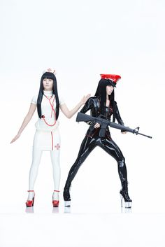 femm-nurse-and-military-latex-outfits