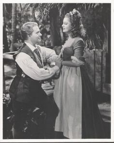 Deleted scene from New Moon (1940) Jeanette MacDonald and Nelson Eddy - ESCANO COLLECTION