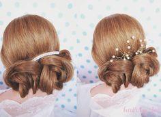 Z którą ozdoba lepiej? #365daysofbraids #day79 #hairchallenge #braids #hotd #weddinghair #wedding #hairstyle #hair #fashion #updo #bride #hairart #lovehair #hairstylist #hairblog #hairbloger #fryzuraslubna #warkocze #blogowlosach #wlosomania
