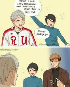 I laughed too hard at this Yuri in ICE x Killing Stalking