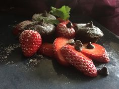 Photo Shoot by Chef Sia Culinary Arts, The Dish, Food Inspiration, Spoon, Photo Shoot, Strawberry, Dishes, Inspired, Fruit