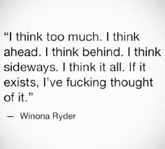 Me too! I think me and Winona could be friends *hmm, is that what stalkers say too, lol?*