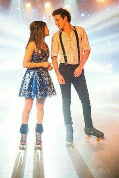 Soy Luna Luna and Matteo