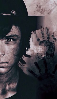 Carl Grimes, Love the way he's growing up.  This character is so underappreciated. After reading the comic I'm Team Carl all the way