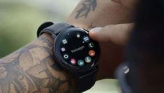 It leaked last month at an event hosted by Samsung Italy, but now the Galaxy Watch Active 2 is now available for sale and to be worn on the wrists. Samsung Galaxy Watch Active features and prices Available in four versions: the fashion model with cash Samsung Mobile, Heart Rate Monitor, Fitness Tracker, Smartwatch, Smartphone, Gadgets, Samsung Galaxy, Android, Roy Choi