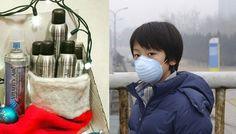 चीन में बिक रही है बोतलबंद हवा, आम लोगों की पहुंच से है दूर