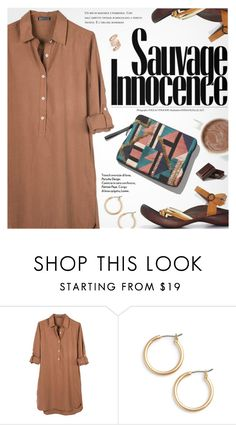 """""""The New Boho"""" by regettacanoe ❤ liked on Polyvore featuring United by Blue, Nordstrom, Lizzie Fortunato, Tory Burch, polyvoreeditorial and polyvoreset"""