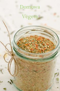 domowa vegeta Spices, Cooking Recipes, Ethnic Recipes, Food, Canning, Spice, Chef Recipes, Essen, Eten