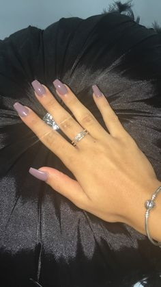 Coffin nails, colour is a mixture of greyish, brown& mauvey