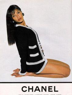 Brandi for Chanel...1994