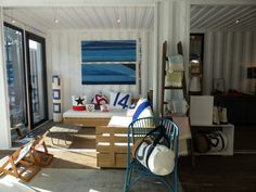 Lorient - Showroom 727 Sailbags