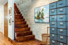 22 Hammersmith Avenue - Stairway