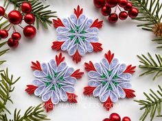 Origami Patterns, Paper Quilling Patterns, Quilling Paper Craft, Quilling Designs, Paper Crafts, Paper Patterns, Quilling Ideas, Paper Art, Quilling Christmas