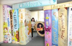 Kid Literature blog : 21 amazing photos of children's librarys and saving our libraries