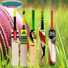 Exciting news - Cricket bats now on special at Top Gear Sport George! Don't miss out and hurry down today! #topgearsport #cricket